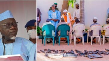 FG Will Integrate 'Repentant' Bandits Into Society Because They Are Nigerian Citizens