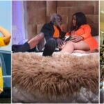 """""""Age Is Just A Number"""" - Lady Says As She Proudly Shows Off Her Older Lover [Photos]"""