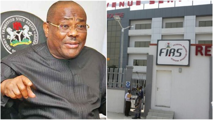 Rivers State Government Drags FIRS To Supreme Court Over VAT Collection