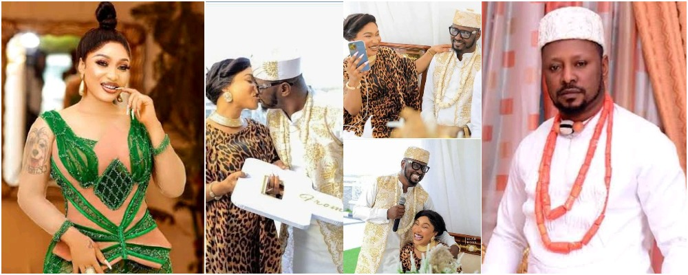 Tonto Dikeh's Ex-lover, Prince Kpokpogri Arrested By DSS Over Blackmail And Extortion