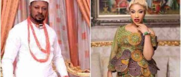 Prince Kpokpogri Pointed Gun To My Head And Attempted To Kill Me - Tonto Dikeh