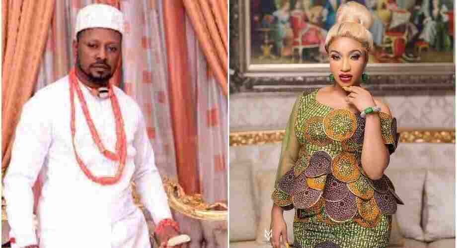 Prince Kpokpogri Denies Being Detained By DSS After Tonto Dikeh Filed Petition Against Him