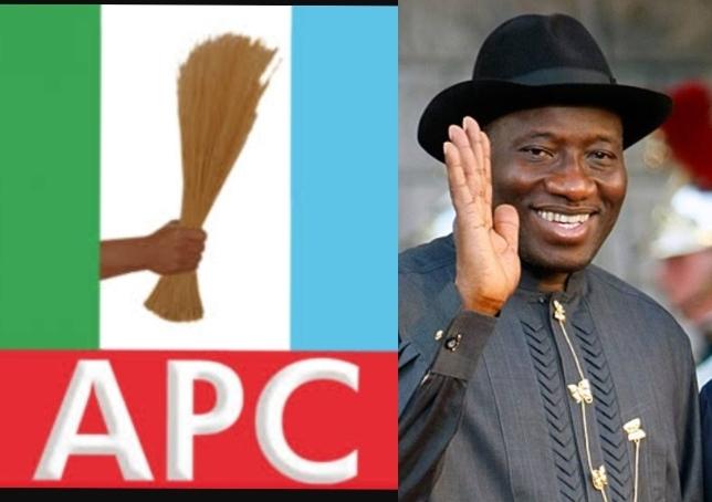 2023 Presidency: We'll Give Jonathan Chance To Contest If He Joins APC - Spokesman