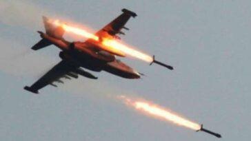 Nigerian Air Force Kills Over 20 Fishermen While Trying To Bomb Boko Haram Terrorists In Borno