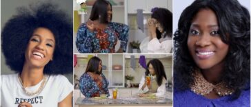 """""""Launching My Music Career"""" – Mercy Johnson Says As She Sings With Di'ja [Video]"""
