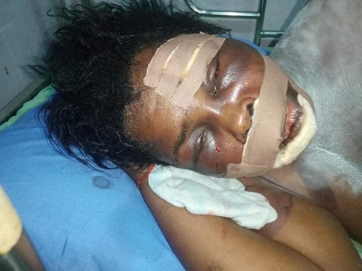 Yahoo Boy Arrested After He Tried To Pluck Mother's Eyes For Money Ritual In Delta