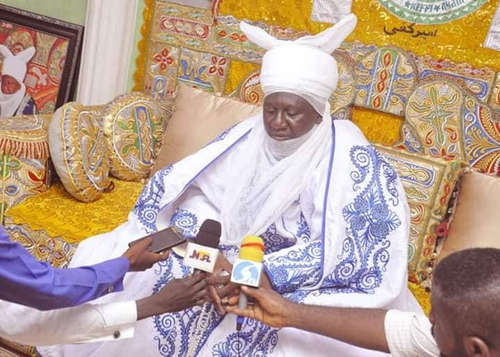Emir Calls On Nigerian Women To Show Interest In Presidency, Succeed Buhari In 2023