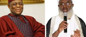 """Sheikh Gumi Calls Fani-Kayode """"Judas Of Oduduwa"""" After He Defected From PDP To APC"""