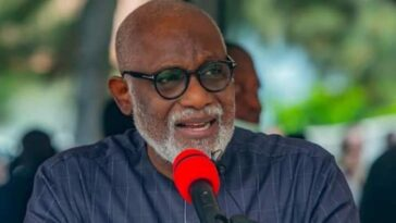 2023: South Won't Support Any Party That Fields Northern Candidate - Akeredolu