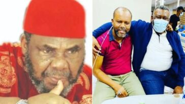 How Pete Edochie's Son Spent N6million To Treat COVID-19 At Lagos Health Center
