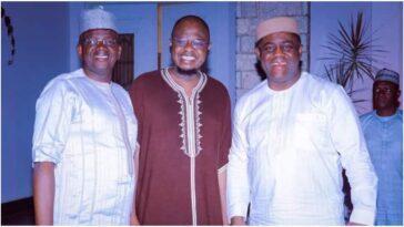 Fani-Kayode Enjoys Dinner At Pantami's Home After Calling Him Terrorist, Religious Bigot