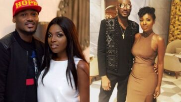 """""""I'm Not Perfect"""" - 2Face And Annie Idibia Reconciles As He Celebrates 46th Birthday"""