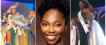 MGBN 2021: Miss Abuja, Oluchi Madubuike Crowned Most Beautiful Girl In Nigeria