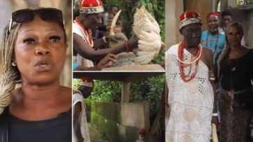 Anambra Chief Priest Exposes Popular Pastors Who Come To Shrine For Spiritual Power