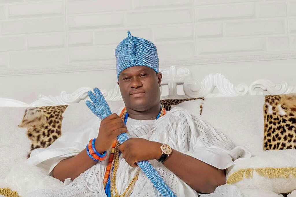 """""""Nigerian Politicians Are The Same, They're Playing All Of Us Like Ludo"""" - Ooni Of Ife"""