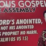 Police Stray Bullet Kills Pastor During Morning Devotion Inside His House In Ebonyi