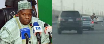 30-Year-Old Man Dies After Falling Off Moving Car In Gombe Governor's Convoy