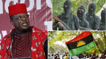 IPOB Has Been Hijacked By Cultists, Kidnappers And Armed Robbers - Governor Umahi