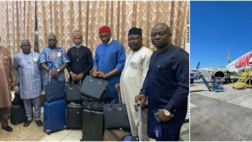 Nigerian Lawmakers Stranded At Kano Airport As Azman Airline Reschedules Flight 'Four Times'