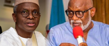 Kaduna Governor, El-Rufai Is Trying To Export Banditry To Southern Nigeria - Akeredolu