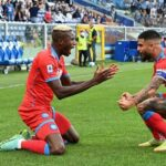 Osimhen double helps Napoli thrash Sampdoria, reclaim Serie A top spot 9