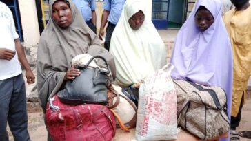 Katsina Police arrest three women for concealing petrol in bags for bandits 8
