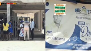 Pastor Dragged To Court For Allegedly Sucking Sperm From Penîses Of 3 Boys For Ritual