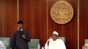 President Buhari Spent Over N8.9 Trillion On Infrastructure Projects In 2020 - Osinbajo