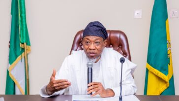 Federal Government Gave 12,000 Foreigners Permit To Work In Nigeria - Aregbesola