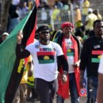 """""""You Shall Regret Your Life"""" - IPOB Warns Those Begging Nigerian Politicians For Money"""