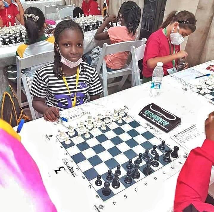Nigerian Girl, Deborah Quickpen Emerges Winner Of Africa Youth Chess Championship 3