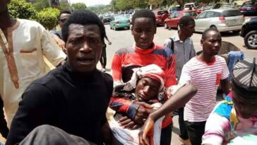 Six People Killed As Police, Soldiers Opens Fire On Shiite Members In Abuja [Photos] 5