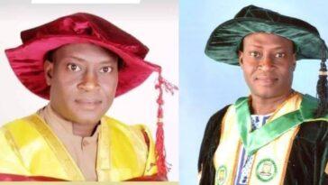 """If You Tell The Truth, I'll Expel You"" - Yar'Adua University VC, Sanusi Mamman Tells Girlfriend"