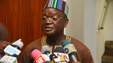 Nigeria Is On Life Support, Anyone Saying Otherwise Is Just Deceiving Himself – Ortom