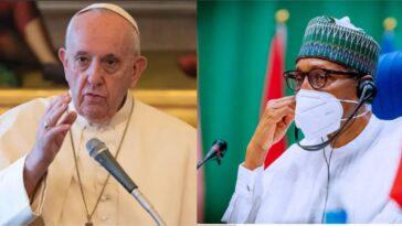 """Stop The Killings"" - Pope Francis Tells Buhari As He Pray For Those Killed, Injured In Nigeria"