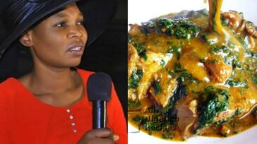 """""""Eating Draw Soup Makes You Accessible To Agents Of Darkness"""" - Female Pastor [Video]"""