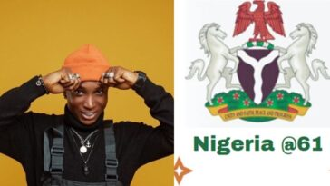 """Happy independence, No Place Like Home"" - Singer, Bella Shmurda Tells Nigerians"