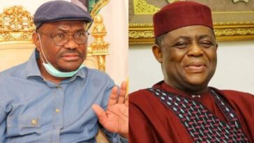 Fani-Kayode Is Not My Friend, He's Fake And Has No Integrity - Gov Wike [Video]