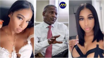 """""""It's Time To Tell The Truth"""" - Dangote's Ex-Girlfriend Says As Court Dismisses Suit Against Her"""