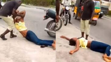 Confusion As Female Student Faints 3 Times After Hearing That Her Lecturer Died Of AIDS