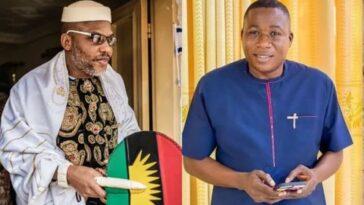 Nnamdi Kanu And Sunday Igboho Should Be Dealt With Decisively - Arewa Youths