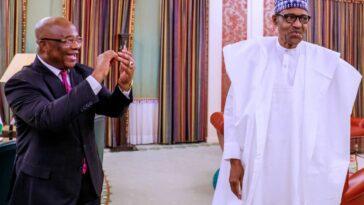 President Buhari To Give Imo $120m For Livestock Programme - Governor Uzodinma