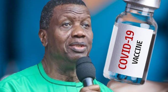 COVID-19: Rather Than Living In Fear Or Doubt, Get Vaccinated — Pastor Adeboye
