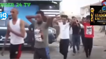 Many Nigerians Living In Libya Arrested In Their Homes, Dumped In Prisons [Video]