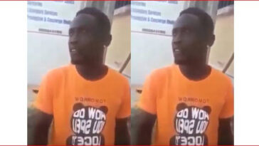 Young Nigerian Man Reveals Why He Wants To Use His Parents For Money Ritual [Video]
