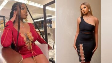 """""""I Don't Place Value On My Body"""" - Angel Reveals Why She Bathed With Guys At BBNaija House"""