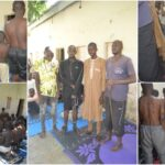 Illegal Detention Centre In Kano Where 47 Inmates Were Chained, Tortured [Photo]