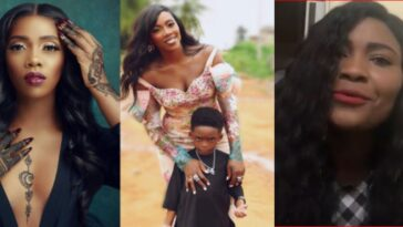 """""""Worry About Yourself And Son"""" - Sonia Ogiri Slams Tiwa Savage Over Leaked Sεx Tape [Video]"""