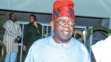 Bola Tinubu Quietly Returns To Nigeria After Three-Month Medical Trip In London