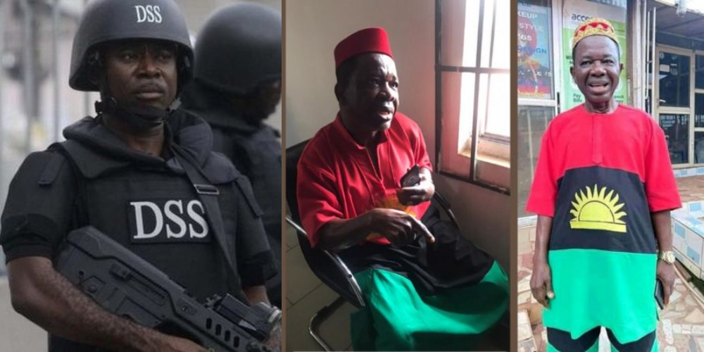 DSS Confirms Arrest Of Chiwetalu Agu, Says Nigerian Army Handed Him Over To Them